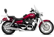 Triumph Thunderbird for hire from Roadtrip. Woking, Surrey, UK +44 (0)1483 662 135
