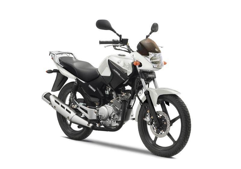 Yamaha ybr 125 learner motorbike hire for Yamaha ybr 125