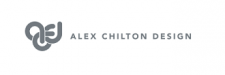 Alex Chilton Design Logo