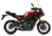 Yamaha MT-09 Tracer for hire from Roadtrip. Woking, Surrey, UK +44 (0)1483 662 135