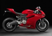 Ducati 899 Panigale sportsbike for hire
