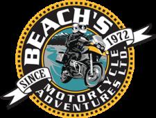 Beach's Motorcycle Adventure Tours Logo