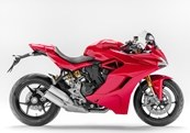 Ducati Supersport S for hire from RoadTrip