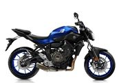 Yamaha MT-07 for hire from Roadtrip. Woking, Surrey, UK +44 (0)1483 662 135